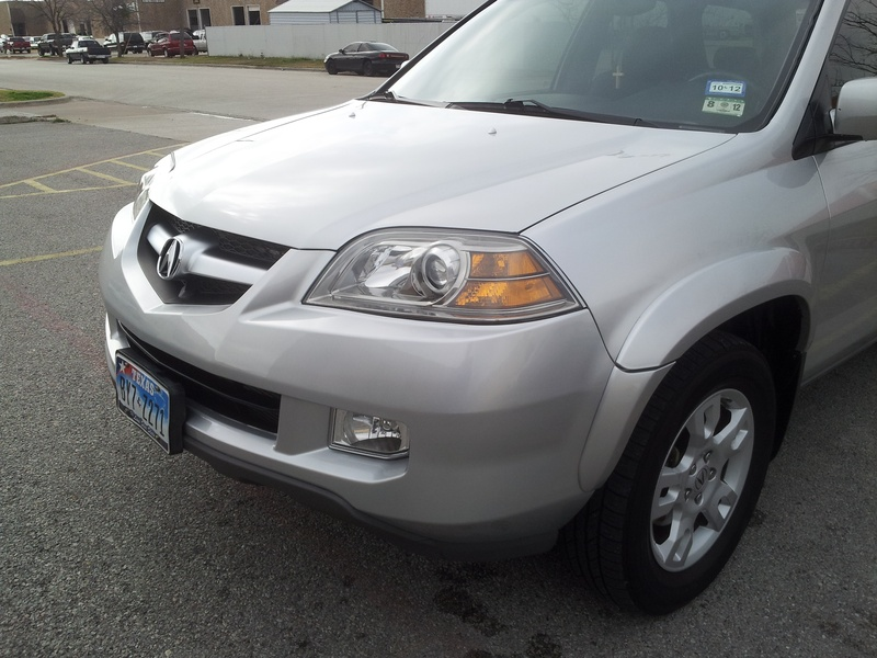 2006 Acura MDX - after